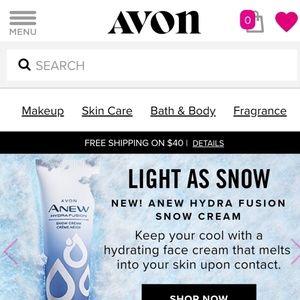 Avon Skin Products